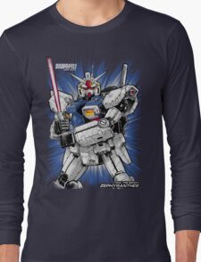 Zephyranthes Gundam Tees Long Sleeve T-Shirt