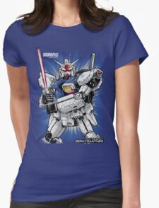 Zephyranthes Gundam Tees Womens Fitted T-Shirt