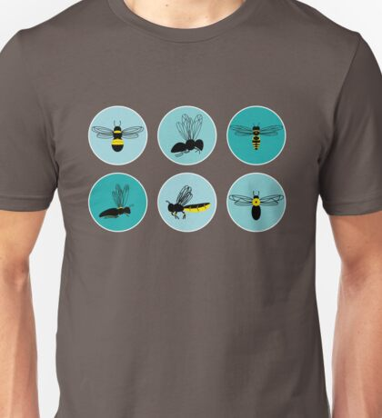 Bees from the Prairie Unisex T-Shirt