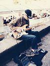 Guitar man by schizomania
