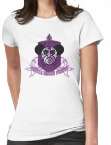 ARGYLE MOUSE PURPLE ALE Womens Fitted T-Shirt