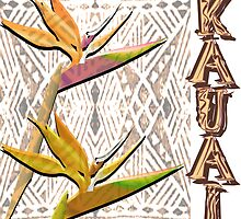 Kauai Strelitzia - Dawn by DreaMground