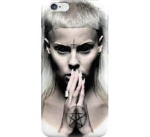 Satanic Yolandi Visser II iPhone Case/Skin