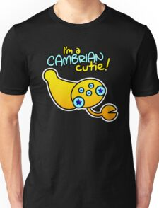 Cambrian Cutie Opabinia Unisex T-Shirt