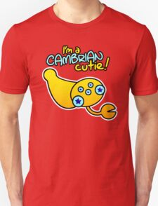 Cambrian Cutie Opabinia T-Shirt