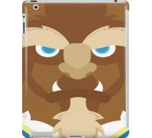 Beast, Beauty and the Beast iPad Case/Skin