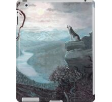 A Chilling Cry   iPad Case/Skin