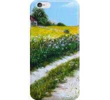 Colours of May iPhone Case/Skin