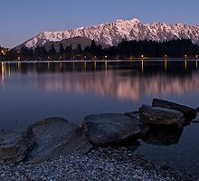 Queenstown Twilight by Craig Bullock