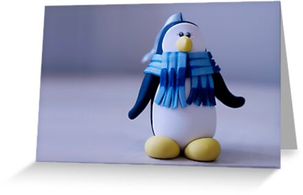 march of the penguin by sabrina card
