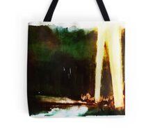 Blitzkrieg/Spotlights Tote Bag