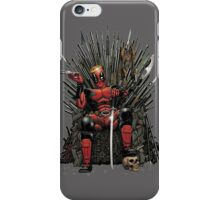 Chimichangas are Coming iPhone Case/Skin
