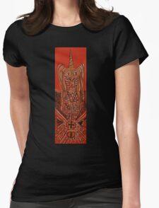 All hail the demi-urge! tee Womens Fitted T-Shirt