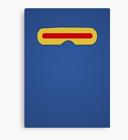 Minimalist - Cyclops Canvas Print
