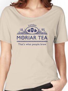 MoriarTea 2 Blue Ed. Women's Relaxed Fit T-Shirt