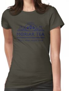 MoriarTea 2 Blue Ed. Womens Fitted T-Shirt