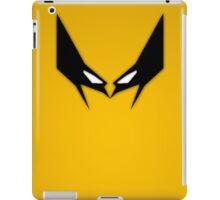 Minimalist - Wolverine iPad Case/Skin