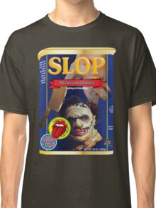 Halloween Scare Spam & Leatherface Classic T-Shirt