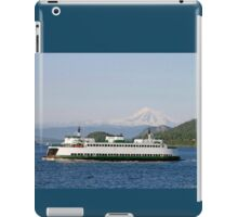 ferry Sealth iPad Case/Skin