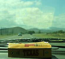 Texas Road Trip by Susan Russell