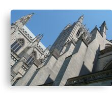 National Cathedral Canvas Print