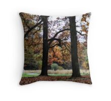 NATURE'S FRAMING Throw Pillow