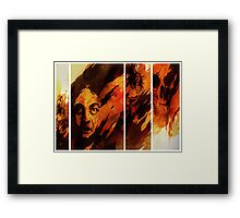 Comfort Ainsworth RIP Framed Print