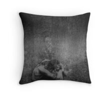 With what a deep devotedness of woe Throw Pillow