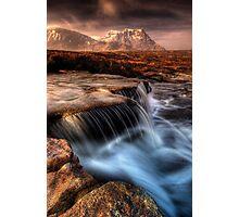 'The Cauldron' Glencoe Photographic Print
