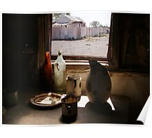 Gwalia, Ghost Town, Goldfields West Australia Poster
