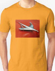 1955 Chevy Belair Hood Ornament Unisex T-Shirt