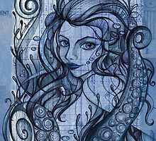 Octopian Girl by Aillen Joyce Abelita