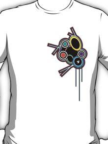 the colourful heart T-Shirt
