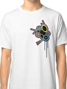the colourful heart Classic T-Shirt