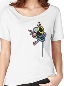 the colourful heart Women's Relaxed Fit T-Shirt