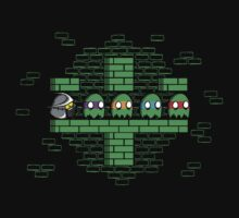 Teenage Mutant Ninja Ghosts Kids Tee