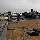 Tamariz beach by BaZZuKa