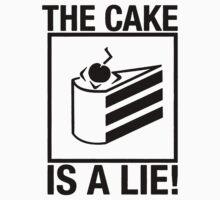 Portal The Cake is a Lie by godbole