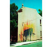 graf house Photographic Print