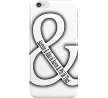 Of Mice & Men iPhone Case/Skin