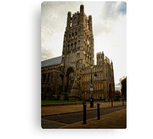 Ely Cathedral (English Heritage Site) Canvas Print