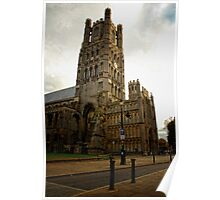 Ely Cathedral (English Heritage Site) Poster