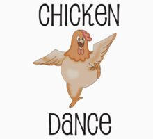 Chicken Dance Baby Tee