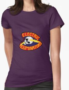 Electric Eliminators - The Warriors  Womens Fitted T-Shirt