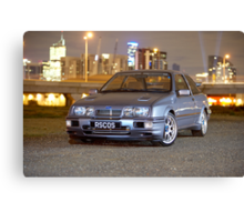 Ford Sierra RS Cosworth Canvas Print