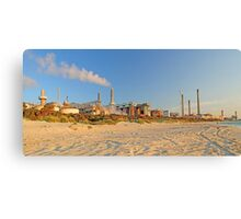 Challenger Beach - kwinana Western Australia  Canvas Print