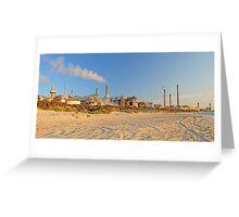 Challenger Beach - kwinana Western Australia  Greeting Card