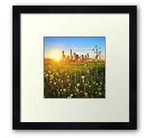 Dallas / Oz Framed Print