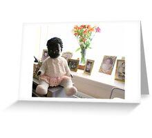 Belinda Greeting Card