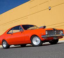 Holden HT Monaro by John Jovic